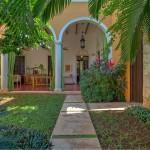 Luxury colonial mansion for sale in Merida Yucatan Mexico 70_B280506jpg