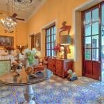 Luxury colonial mansion for sale in Merida Yucatan Mexico 7_B280016jpg