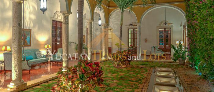 Casa Marquesa luxury home for sale in Merida banner2