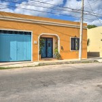 Renovated colonial for sale in Santiago Merida Yucatan 1_1060436