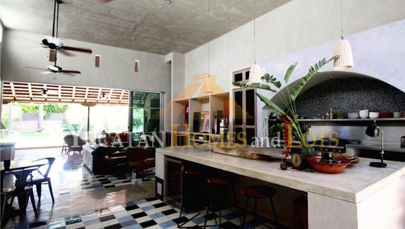 Renovated colonial for sale in Merida Mexico