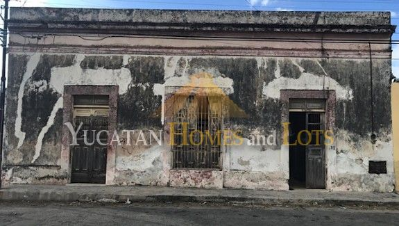 01 San Sebastian Old Colonial for sale in Merida