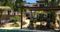 Telchac beachfront home for sale in Yucatan Mexico