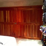 Yucatan beach house for sale - garage