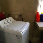 Yucatan beach house for sale - laundry room
