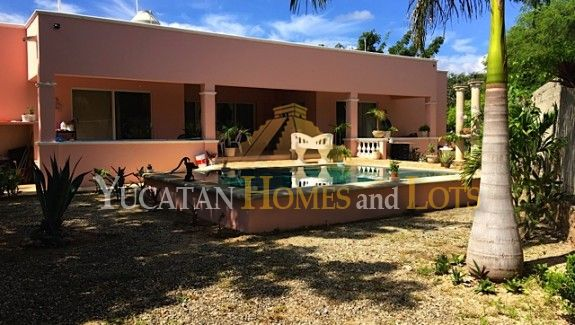 House for sale in Xcanatun Merida YucatanIMG_9454