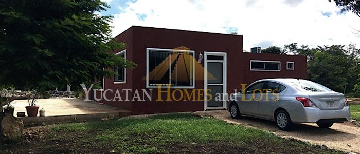House for sale in Mococha Yucatan Mexico