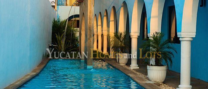 Hacienda style for sale in Merida Yucatan Mexico