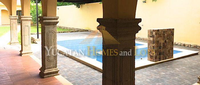 Conkal House for Sale in Yucatan Mexico