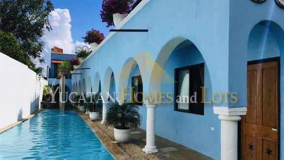 Hacienda Style Home for Sale Merida Yucatan