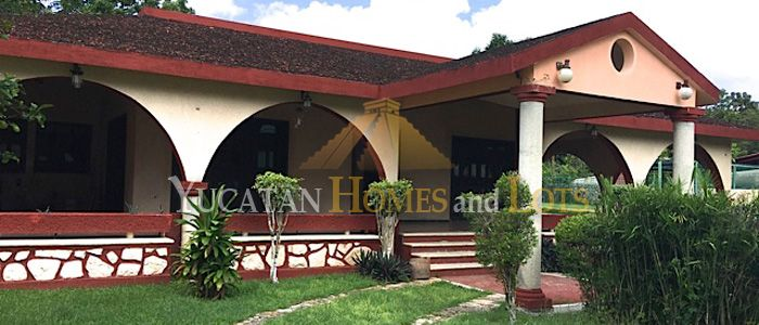 Motul House For Sale Yucatan