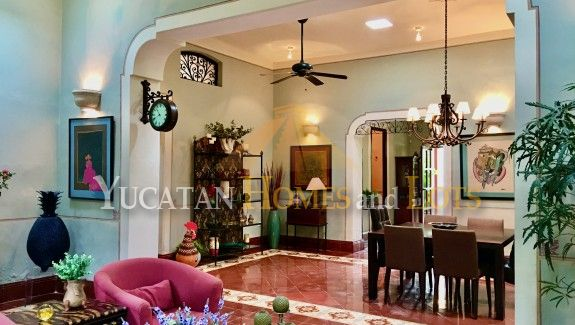 Elegant Home for Sale Merida