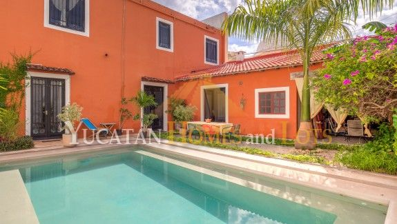 House for sale Merida Mexico Santa Lucia 27_B190196