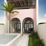 Almost Done Renovated Colonial in Santiago Merida Yucatan image2