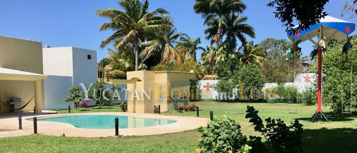 Home for Sale Merida Yucatan