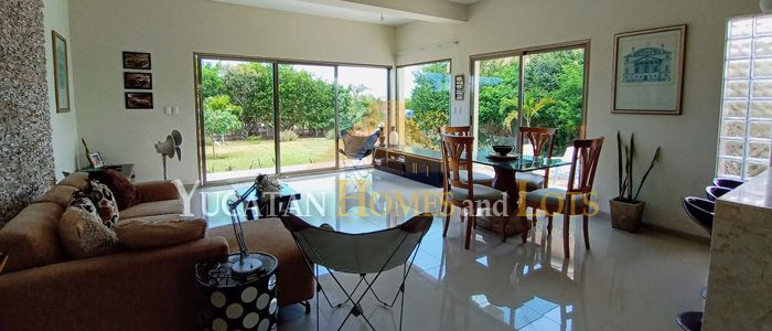 Sisal Oceanview House for Sale Mexico