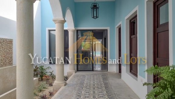 Colonial home for sale in Mexico 535_131__B270131
