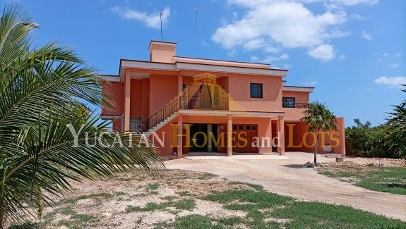 House for Sale in Sisal Yucatan 7106